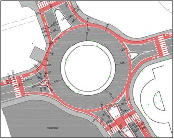 Realizzazione pista ciclabile nel Comune di Avezzano