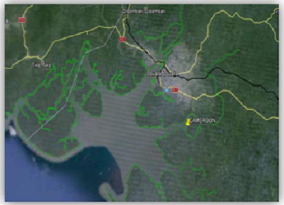 Progettazione e realizzazione di un Sistema Informativo sulla Sicurezza Stradale in Camerun