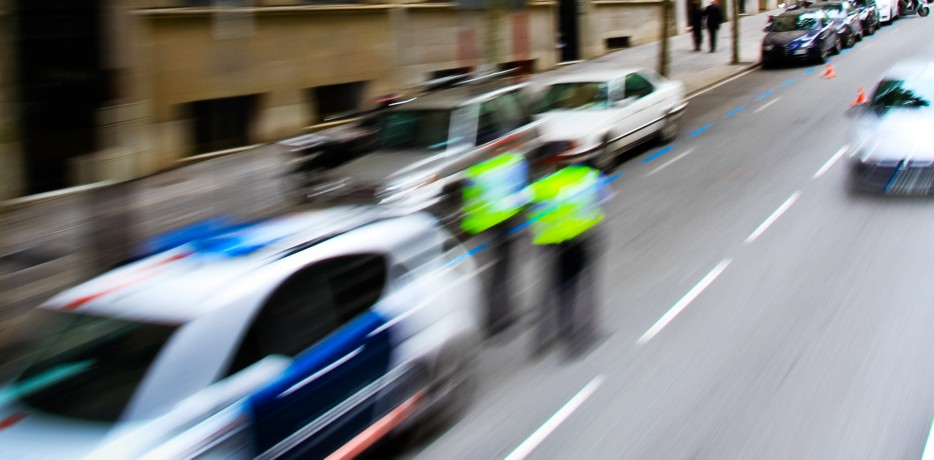 Strumenti per la planimetria dell'incidente stradale